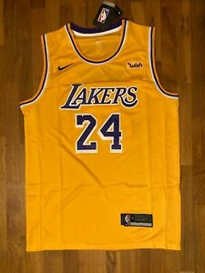 Unstoppable NWT Men´s Kobe Bryant Jersey Los Angeles Lakers # 24 ...