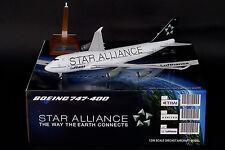 "Lufthansa Boeing 747-400 D-ABTH ""Star Alliance"" JC Wings 1:200 Diecast XX2409"