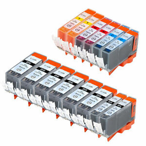 14-PK-INK-NON-OEM-CANON-PGI-220-CLI-221-IP3600-IP4600-IP4700-MP980-MX860-MP990