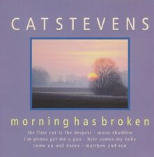 CD Album Cat Sevens Morning Has Broken (Piece Train, Rubylove) 2000 FNM