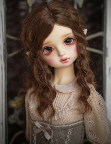 BJD doll wigs imitation mohair wigs for 1//3 1//4 1//6 BJD SD MSD doll accessories