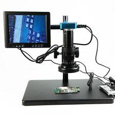 16mp Hd Digital Industry Microscope Camera C Mount Lens Hdmi Usb Output