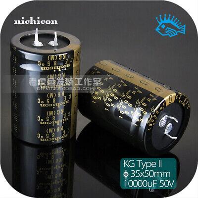 2 pcs Nichicon Elko ULD1E151MPD  150uF 25V Long Life 10000h 8x11,5mm RM3,5 #BP