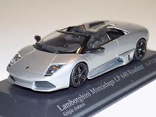 1/43 Minichamps Street Lamborghini Murcielago LP640 Roadster 2007 Grey Metallic