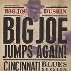 Big Joe Jumps Again! Cincinnati Blues Session * by Big Joe Duskin (CD, Sep-2004, Yellow Dog Records)
