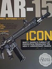 Book of the AR-15 Daniel Defense Edition / Daniel Defense 2016 Catalog Booklet