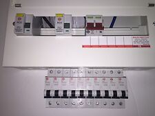 fuse box wylex amendment 3 metal clad 10 way dual rcd 17th edition consumer fuse box