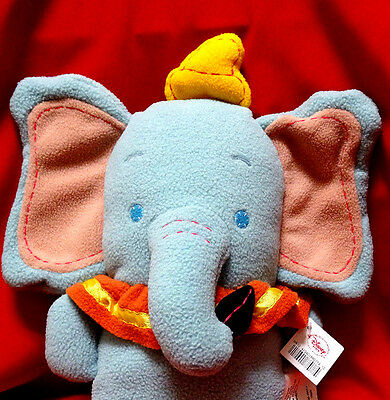 Disney Dumbo The Flying Elephant Pook a Looz Rare Plush Toy Figure NEW with Tag