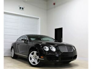 2004 Bentley Continental GT GT V 12 NAVIGATION ACCIDENT FREE AWD COUPE