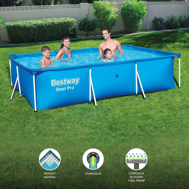 Bestway Pool Swimming 9ft 10