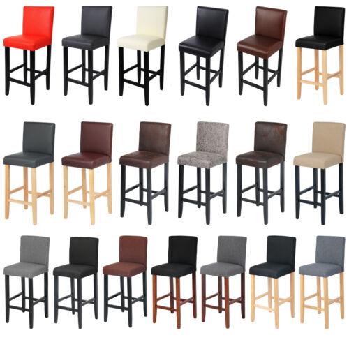 Tabouret de bar de bar chaises bois massif Bar Tabouret De Bar Tabourets Avec Lehne #202