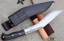 "10"" Light Blade Hunting Sirupate Tactical Kukri, Full Tang Blocker Khukuri Knife"