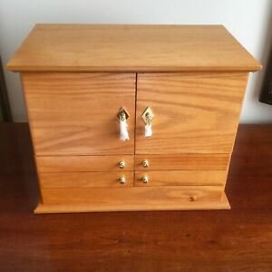 For Your Ease Only By Lori Greiner Deluxe Jewelry Box | eBay