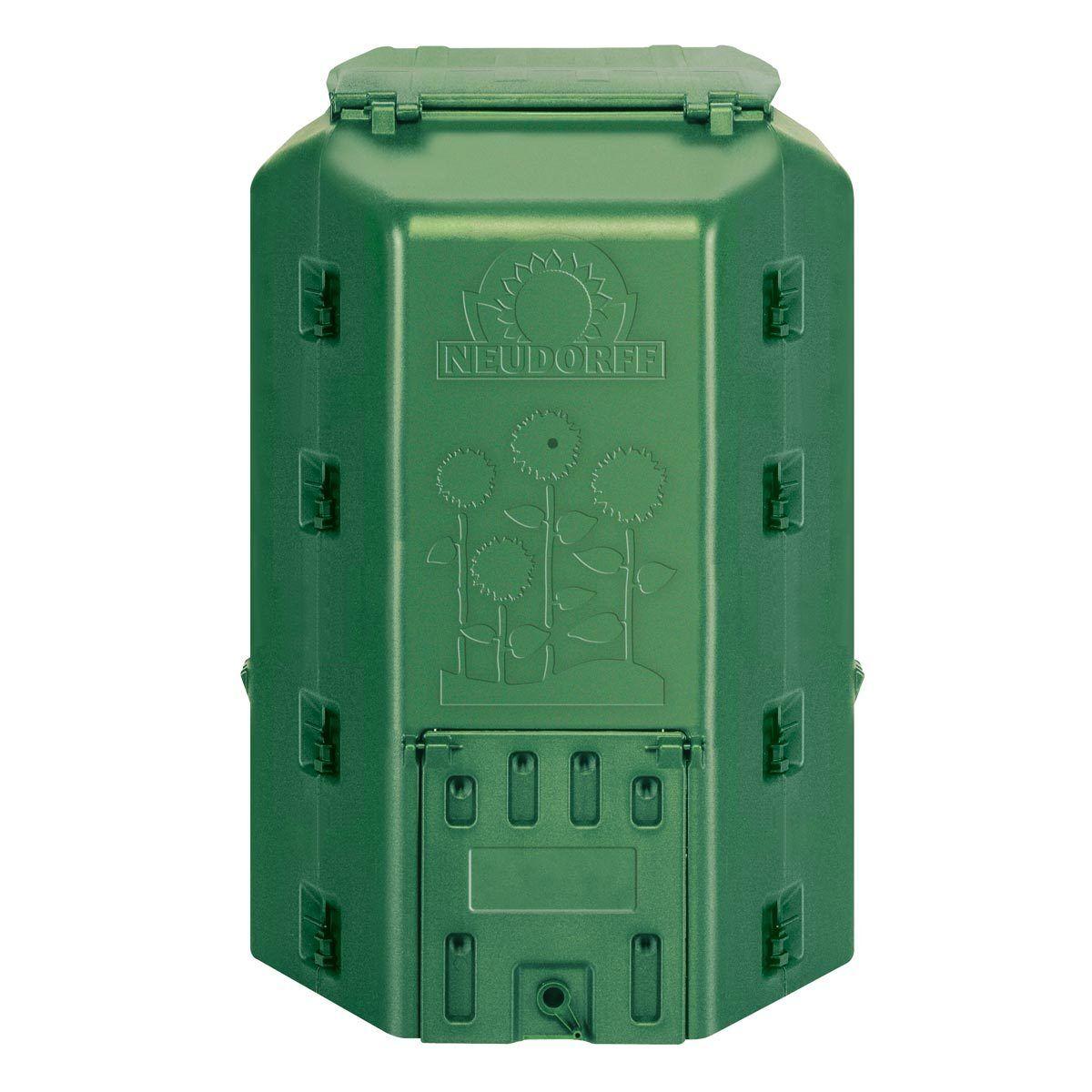 buon prezzo Neudorff Neudorff Neudorff - Compost Termico Duotherm 530 Litro - Composter Compost  risparmia fino al 70%