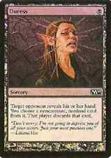 FOIL !!!  Duress / Zwang  - MAGIC 2010 -  englisch  (near-mint)  Discard
