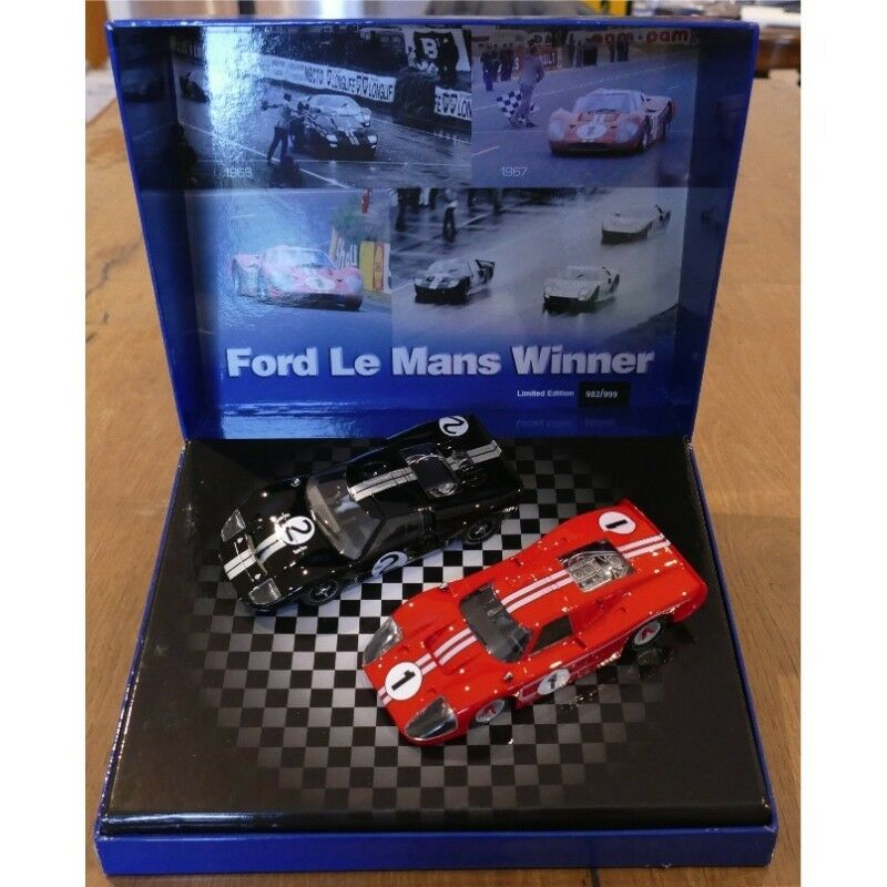 FORD LE MANS WINNER NSR SET 04