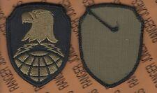 US Army Space & Missle Defense Command OCP Hook-n-Loop uniform patch m/e