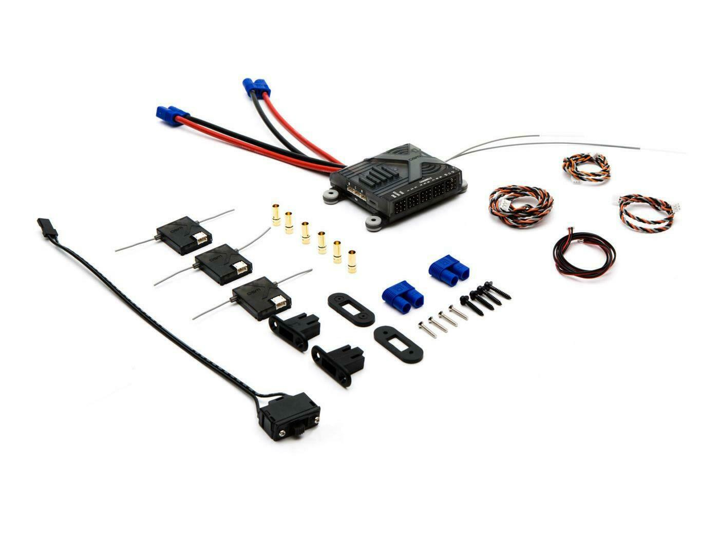 AR12310T 12CH PowerSafe Integrated Telemetry RX