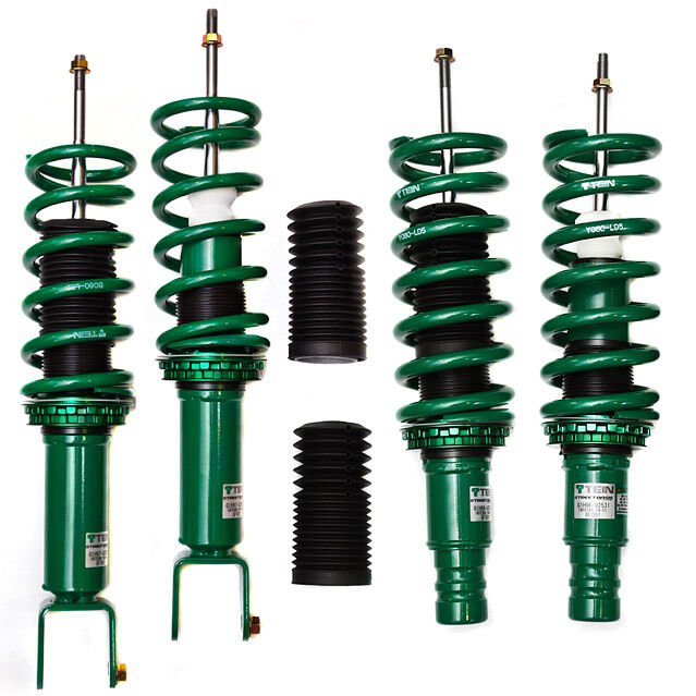 TEIN GSTB0-1USS2 Street Basis Coilovers Kit for 2009-2015 Corolla Made in Japan