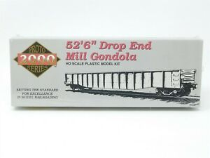 HO-Scale-Proto-2000-Kit-84460-CP-Canadian-Pacific-52-039-Gondola-353570-Sealed