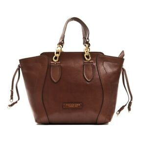 Borsa-a-mano-THE-BRIDGE-Hand-bag-con-tracolla-regolabile-chiusura-zip-donna-woma