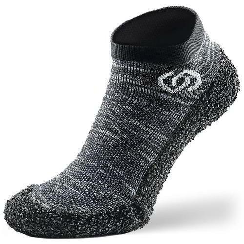 Skinners Mens damen grau Barefoot Running Walking Fitness schuhe Socks