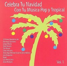 Celebra Tu Navidad: Con Tu Musica Pop y Tropical by Various Artists CD