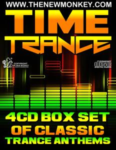 TIME TRANCE CD