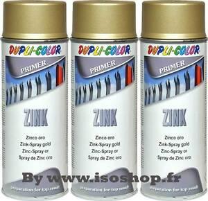Gold Color Zink Paint