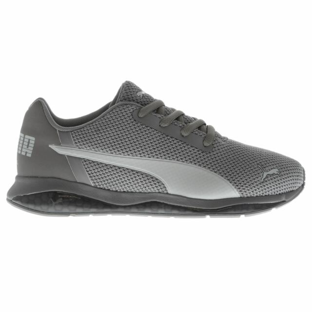 top fashion factory outlets exquisite design Puma Cell Ultimate Trainers Mens Grey Sports Shoes Sneakers for ...