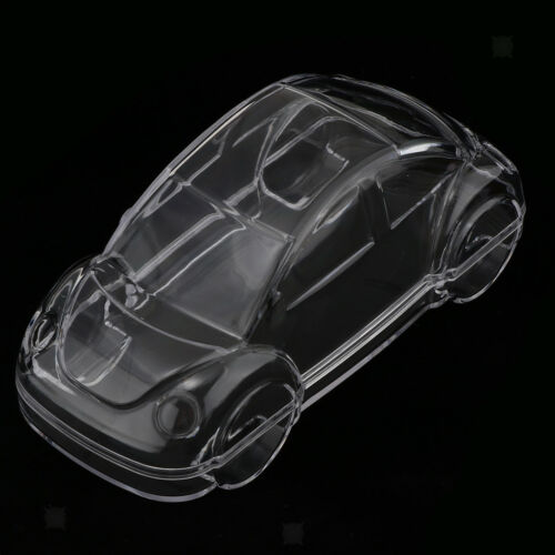 Clear Car Refillable Plastic Case Gift Candy Box Party Favor DIY Home Decor