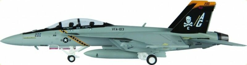 HOGAN WINGS 6207 US Navy Boeing F A-18F VFA-103 Scale 1 200 M-Series - NEU