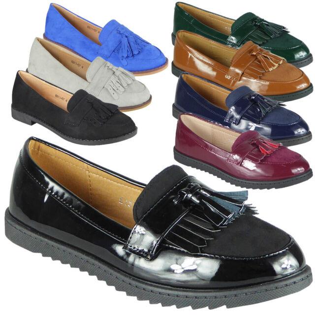 Womens OFFICE Penny Tassel Loafers