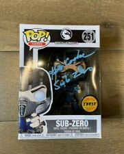 Funko POP Mortal Kombat #251 Sub Zero *CASE FRESH*