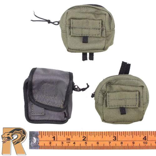 Navy Seal UDT-Sachets Lot de 3-échelle 1//6 mini fois Action Figures