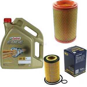 Castrol-edge-5-L-5W-30-Ll-motor-oil-Sct-Filter-10216283