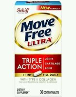 2x Move Free Ultra Triple Action Joint Supplement, 30 Tablets