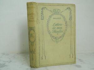 Nelson Lettere Di il Mio Mulino Alphonse Daudet Illustrato