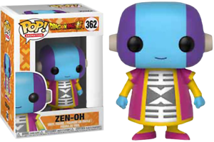 Exclusive-Dragon-Ball-Zen-Oh-Funko-Pop-Vinyl-New-in-Box