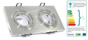Decken-Einbaustrahler-Lenard-2er-mini-inkl-GU10-Fassung-ohne-Leuchtmittel-230V