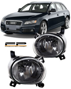 Details About 2009 2011 Audi A4 Wagon Replacement Fog Light Housing Assembly Pair Left Right