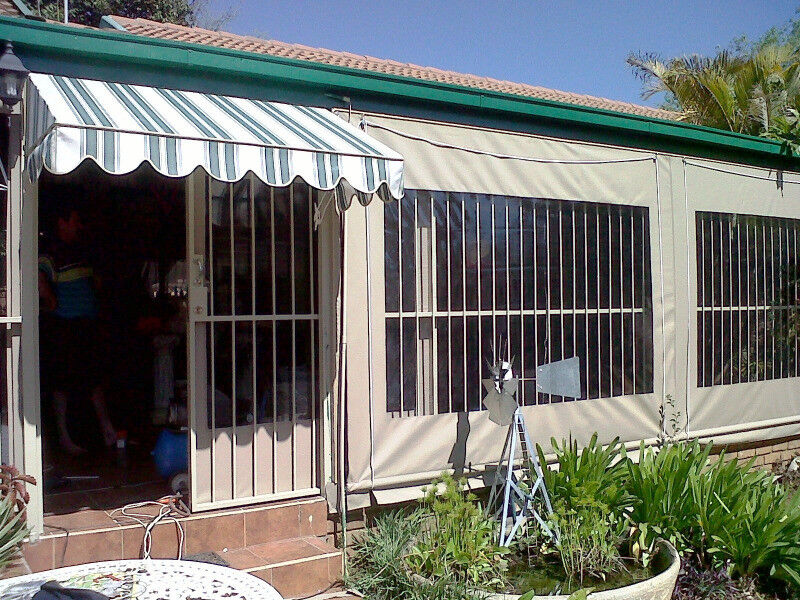 Patio Roller Blinds And Awnings