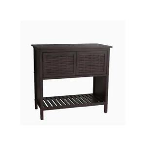 Bamboo-Basketweave-Sideboard-With-Open-Shelf-Toffee