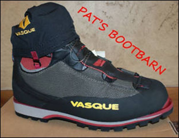 NEW VASQUE M-POSSIBLE MOUNTAINEERING CLIMBING BOOTS CRAMPON COMPATIBLE  NIB  factory outlet