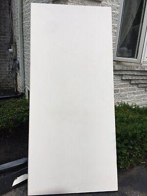 36 x 80 exterior hurricane impact door slab | eBay