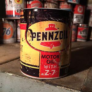 Pennzoil Taza Aceite efecto coche moto mecánico regalo de té café taza