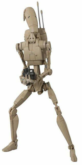 S.h.figuarts Star Wars Epsode 1 Battle Droid Action Figure Bandai ...