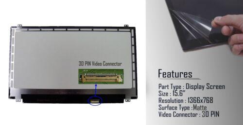 """Laptop Compaq HP 15-AY167SA 15-AY Sostituzione schermo led 15.6/"""" NUOVO"""