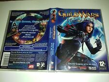 GUILD WARS FACTIONS PC CD ROM 2 DISC GAME    022-015