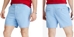 Polo Ralph Lauren Big & Tall Classic Fit Prepster Shorts, Size 2LT,